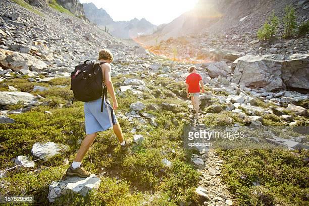 Mountain Climbing in the North Cascades