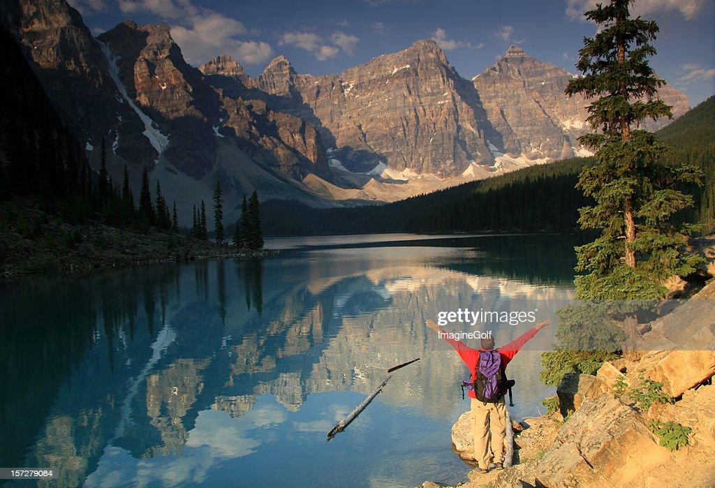 Mountain Glory : Stock Photo