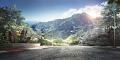 Mountain Highway Track