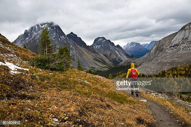 Mountain wandern