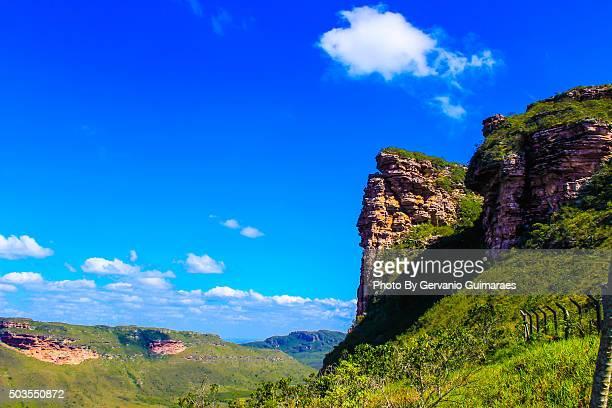 Mountain in Chapada Diamantina