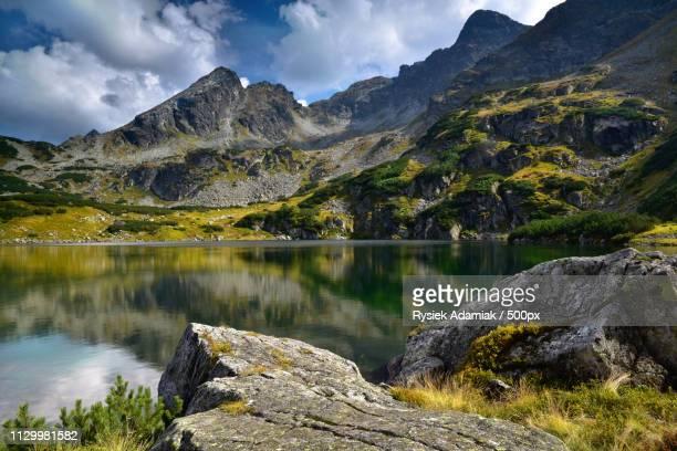 Mountain Lake In Hala Gasienicowa - Polish Mountain Tatra