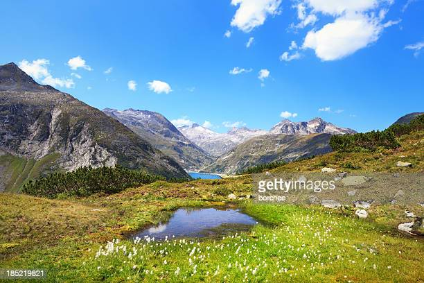 mountain lakes - carinthia stock pictures, royalty-free photos & images