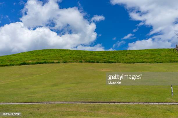 mountain landscape - liyao xie stock pictures, royalty-free photos & images