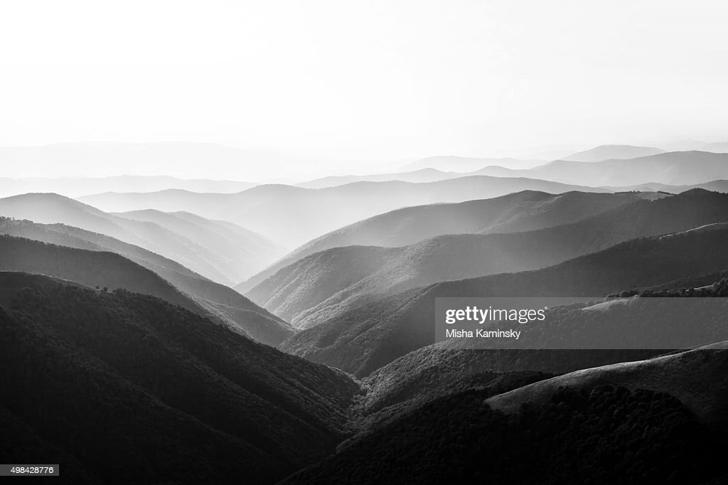 Mountain landscape : Stockfoto