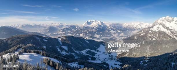Mountain landscape, Salzburg, Austria