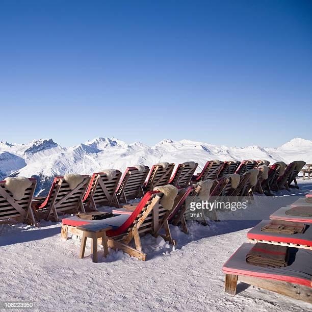 Berg-Lounge