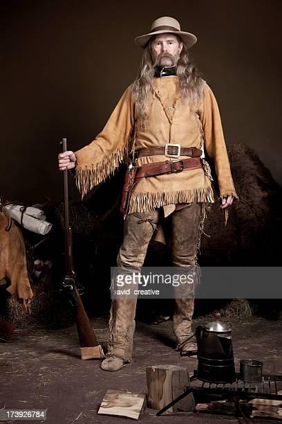 Mountain Mann Porträt