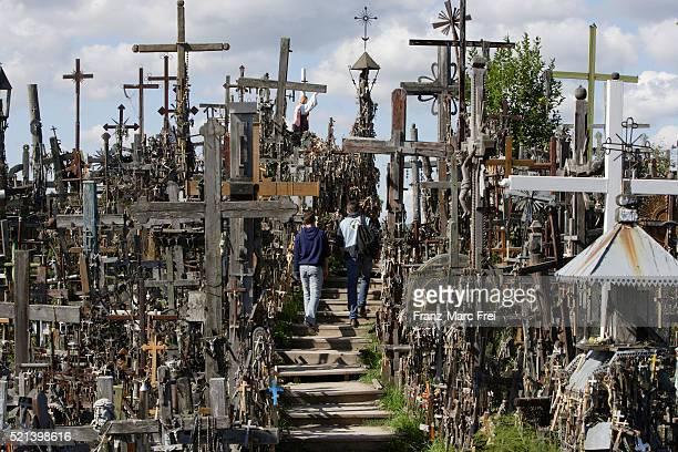 Mountain of Crosses