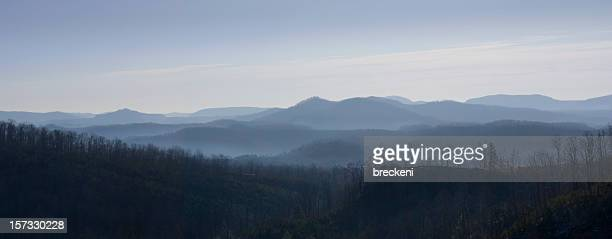mountain panorama - kentucky stock pictures, royalty-free photos & images