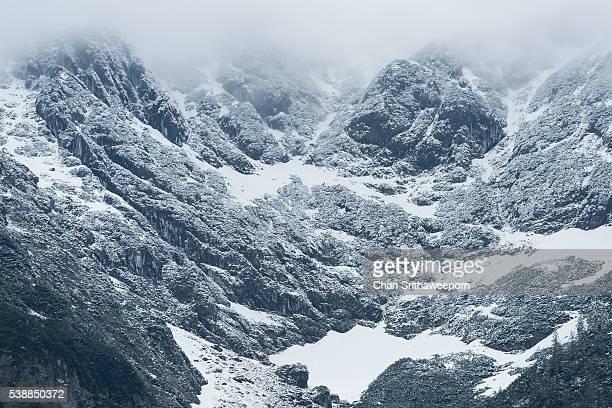 Mountain peak , Hallstatt , Austria