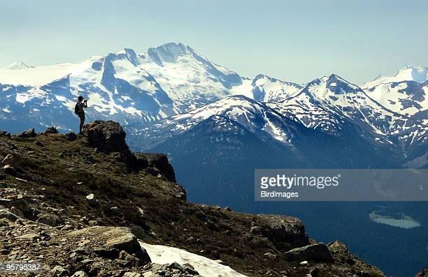 Mountain Photographer - Whistler