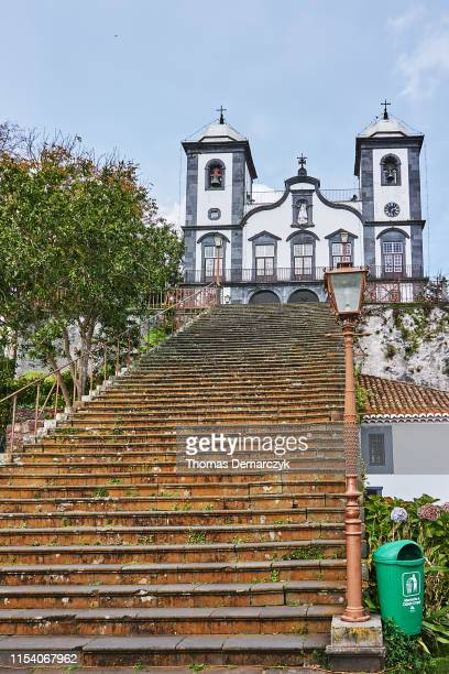 monte - funchal stock pictures, royalty-free photos & images