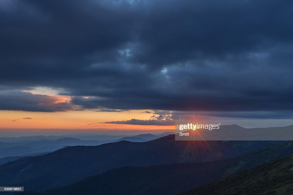 mountain : Stock Photo
