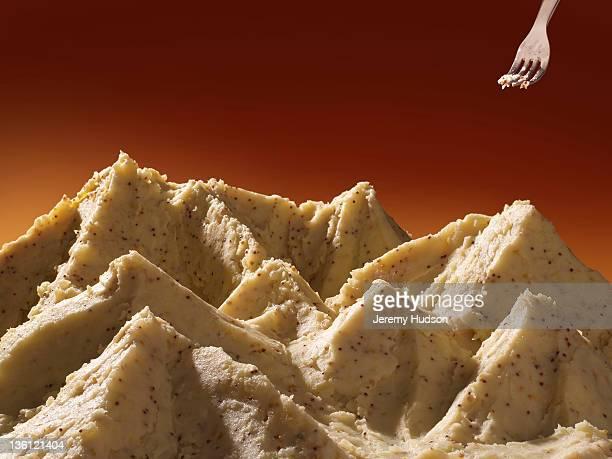 Mountain potato mash