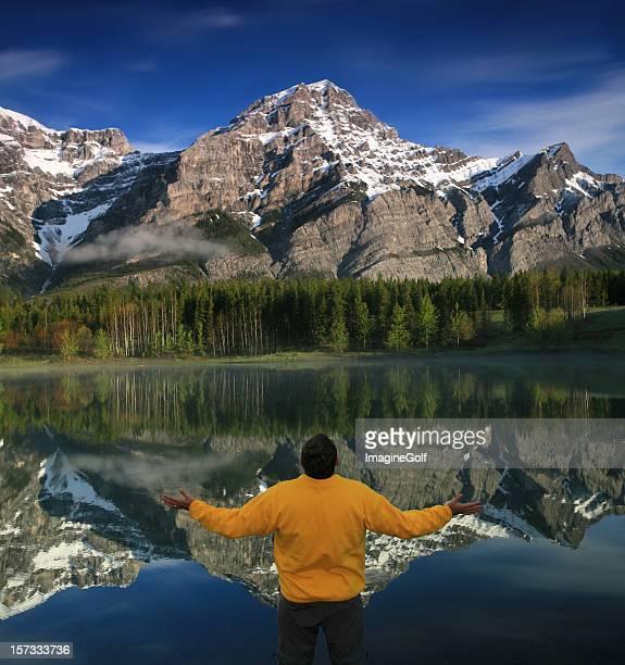 montanha elogios - origens - fotografias e filmes do acervo