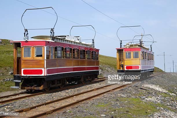 Mountain railway, Isle of Man