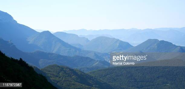 mountain range in vercors/ france - martial stock pictures, royalty-free photos & images