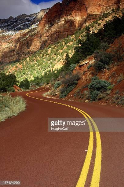 Mountain route de