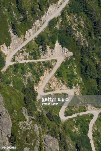 Mountain Road Switchbacks