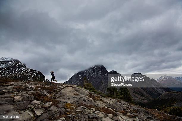 Mountain Runner Girl