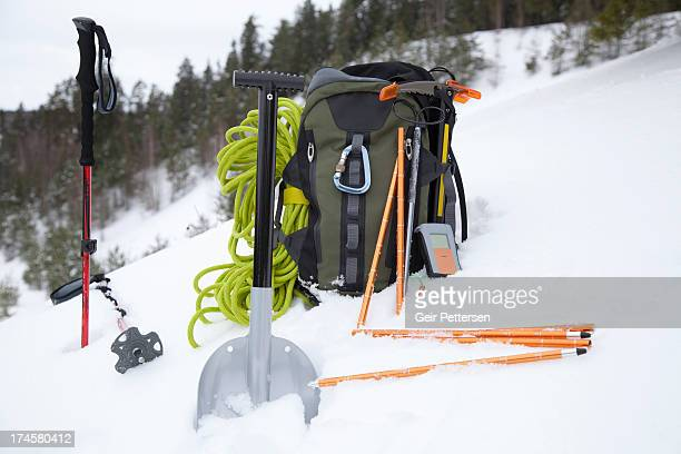 Mountain safety equipment