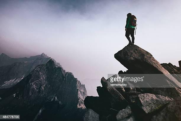 mountain トップ