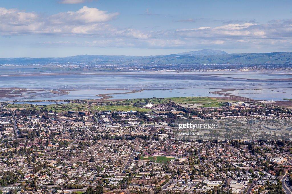 Mountain View, California : Stock Photo
