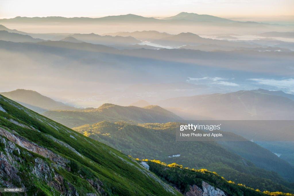 Mountain view : ストックフォト