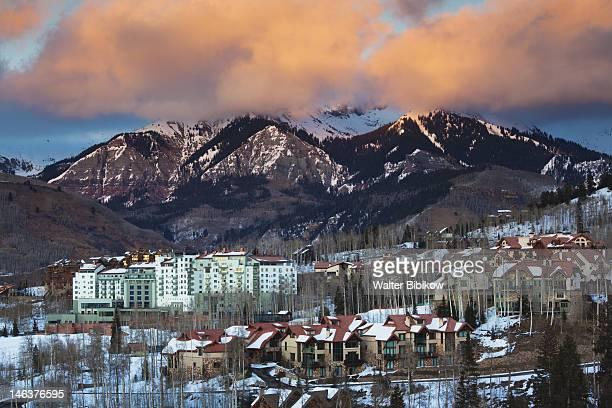 Mountain Village Ski Area and The Peaks Resort