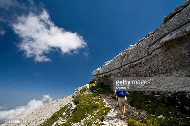 Montagna a piedi