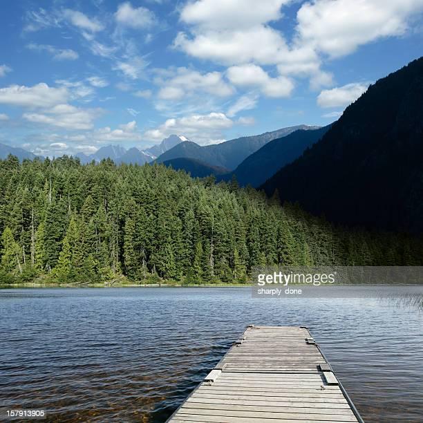 XXL Reserva Ecológica de montanha Lago