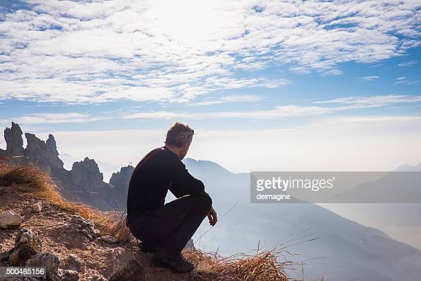 Mountaineer, wo ihr besonders die Berglandschaft