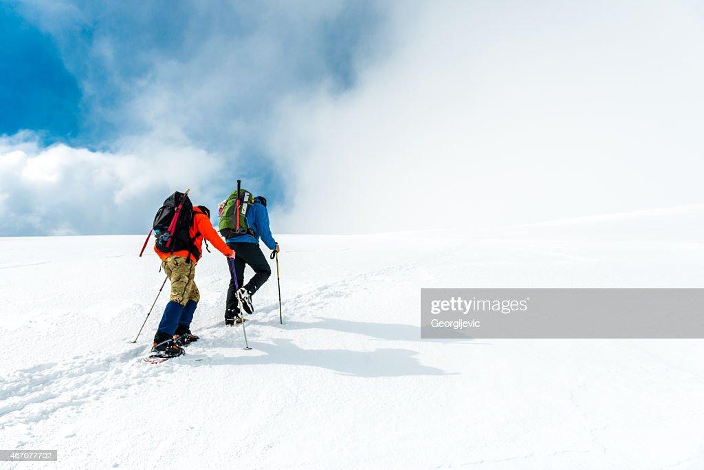 登山  : ストックフォト