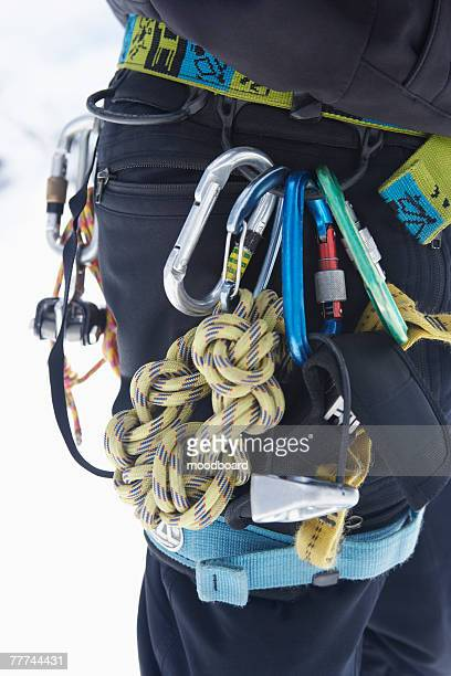 Mountaineer's Equipment Belt