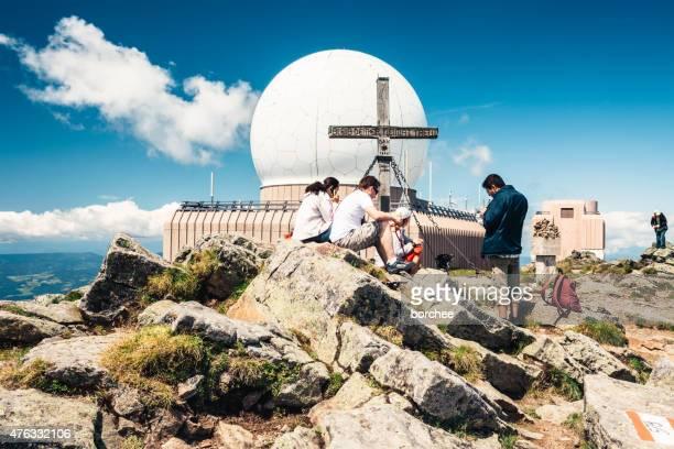 Mountaineers On Grosser Speikkogel