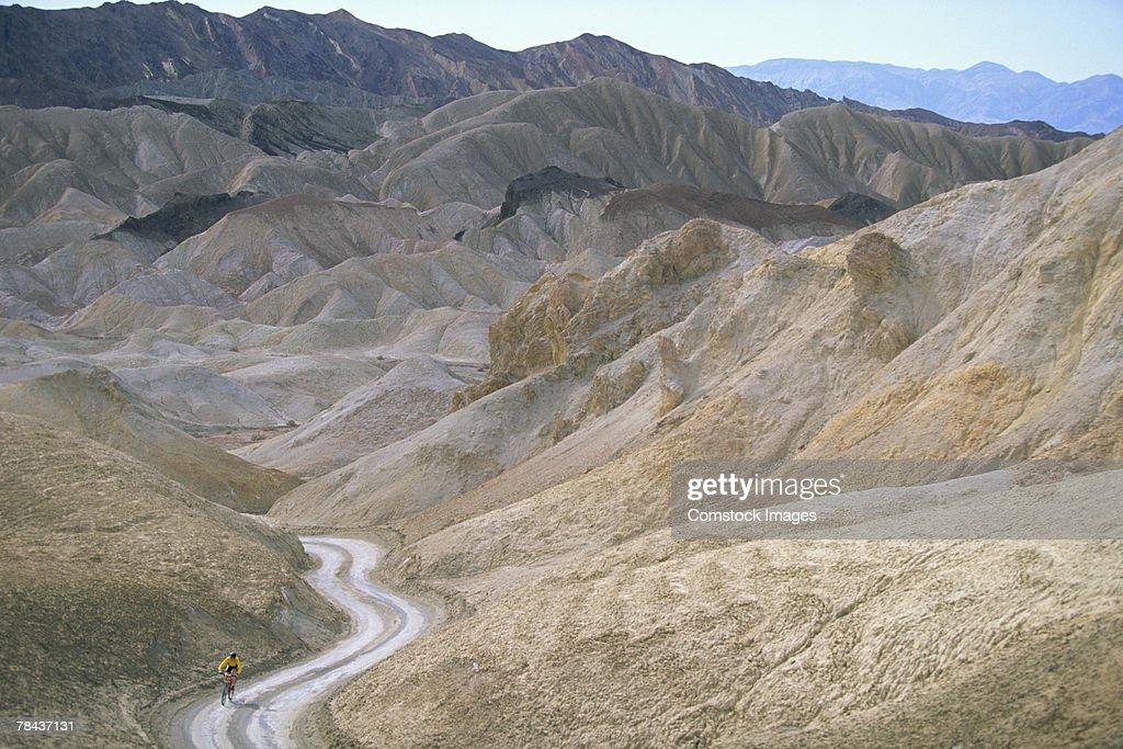 Mountainous landscape : Stockfoto
