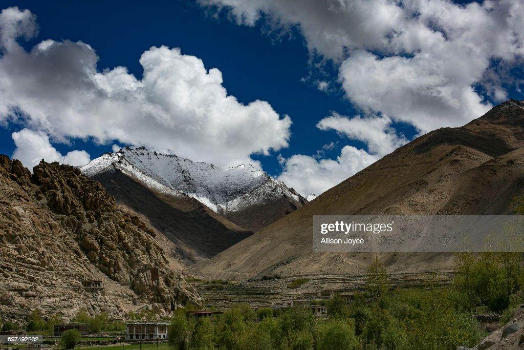 Solar Power Looks To Expand At India's Remote Ladakh Region : News Photo