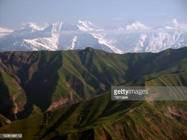 Mountains at Tajikistan