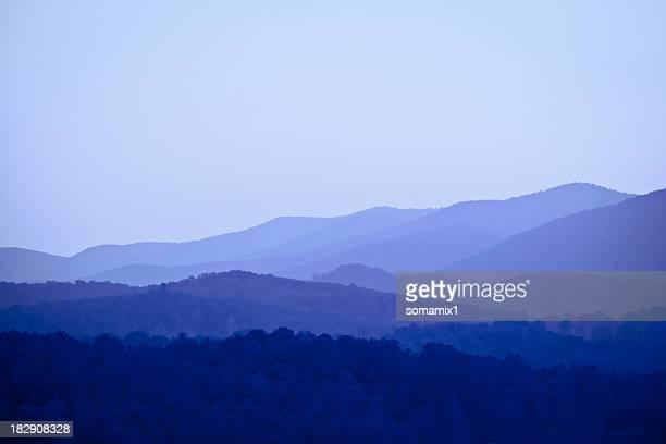 mountains - Blue Ridge, GA