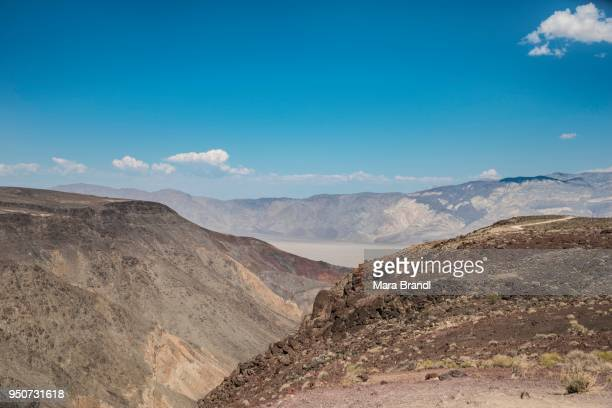 Mountains, Father Crowley Point, Death Valley, Death Valley National Park, California, USA