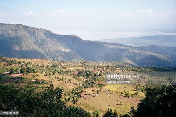 Mountains in Ethiopia