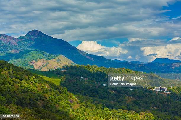 Mountains in Kerala