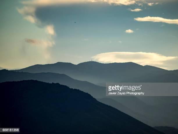 Mountains in Malaga