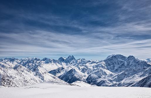 Mountains landscape 584574568