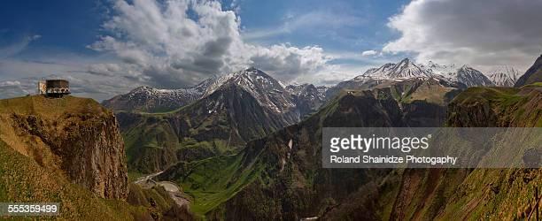 Mountains of Gudauri