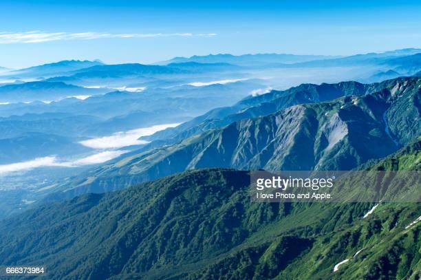 Mountains of Japan