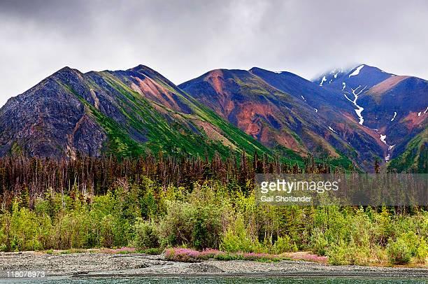 Mountains of Kathleen Lake