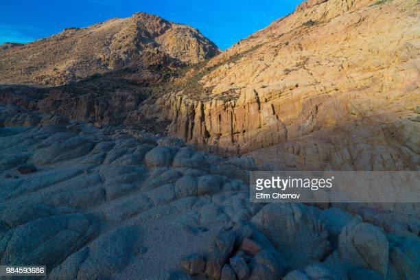 Mountains of South Sinai