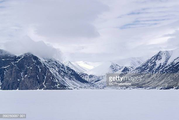 Mountains on Baffin Island, Canada